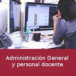 Administración y Servicios